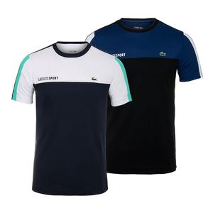 Men`s Tech Capsule Ultra Dry Colorblock Tennis Tee