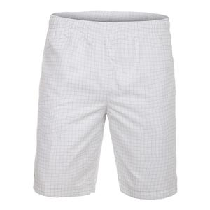 Men`s Net Print Tennis Short