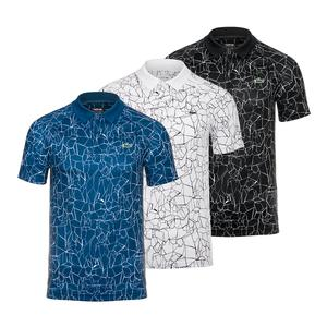 Men`s Novak Djokovic Ultra Dry Tennis Polo All Over Print