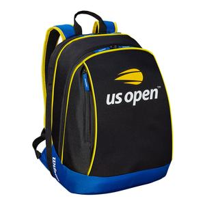 US Open Tennis Backpack Black and Blue
