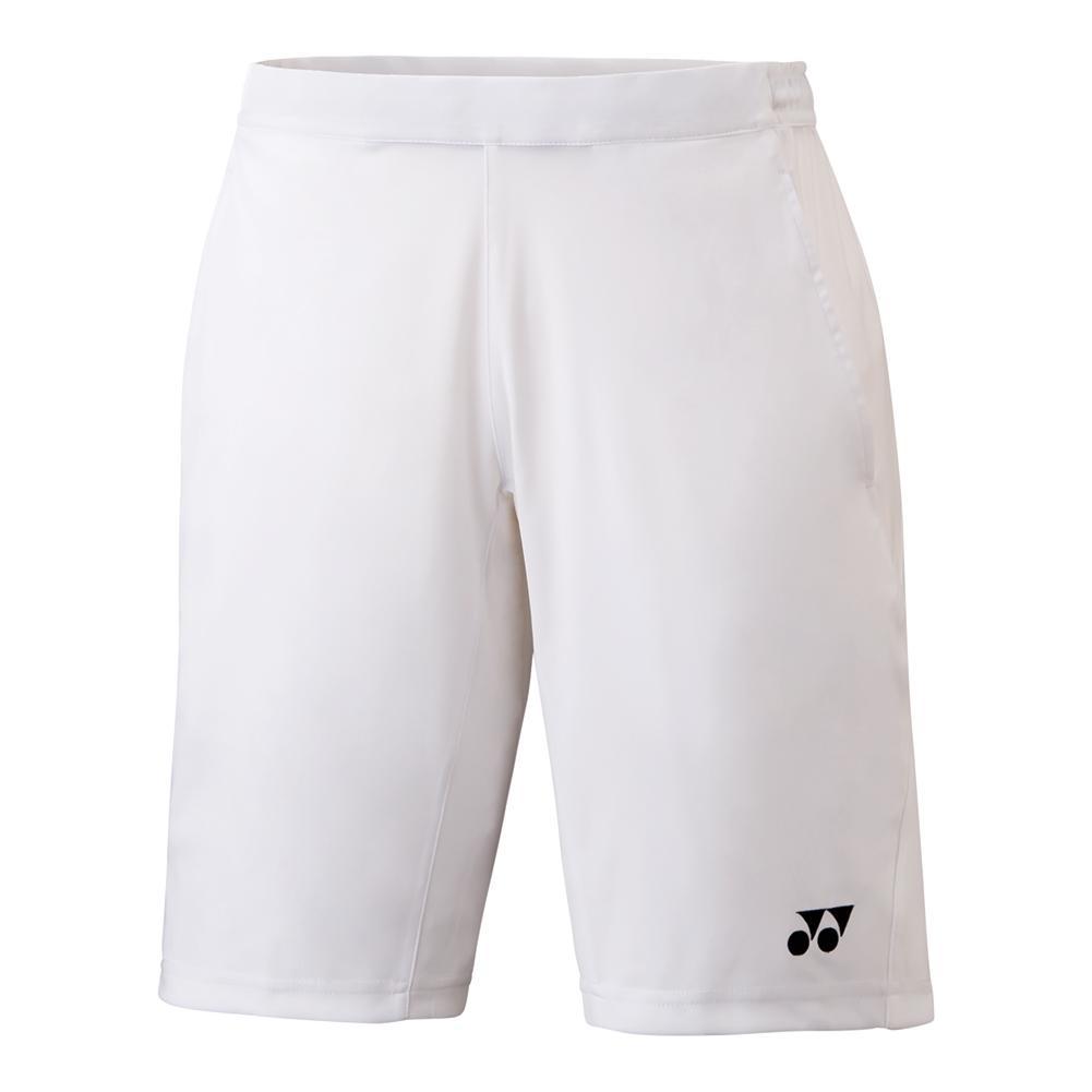 Men's New York Tennis Short White