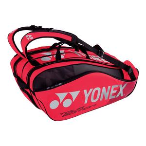 Pro 9 Pack Tennis Bag Flame Red
