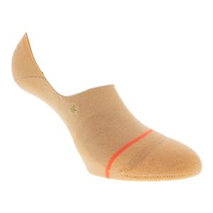 Women`s Uncommon Invisible Socks Mango
