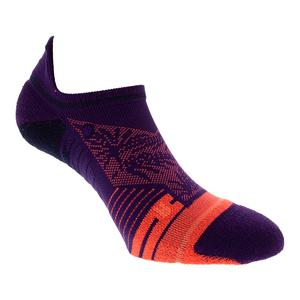 Women`s Palm Tab Socks Purple