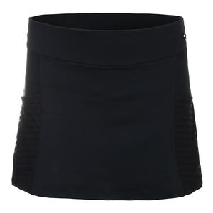 Women`s Equinox Tennis Skirt Black