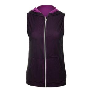 Women`s Goddess Tennis Vest Deluxe and Black