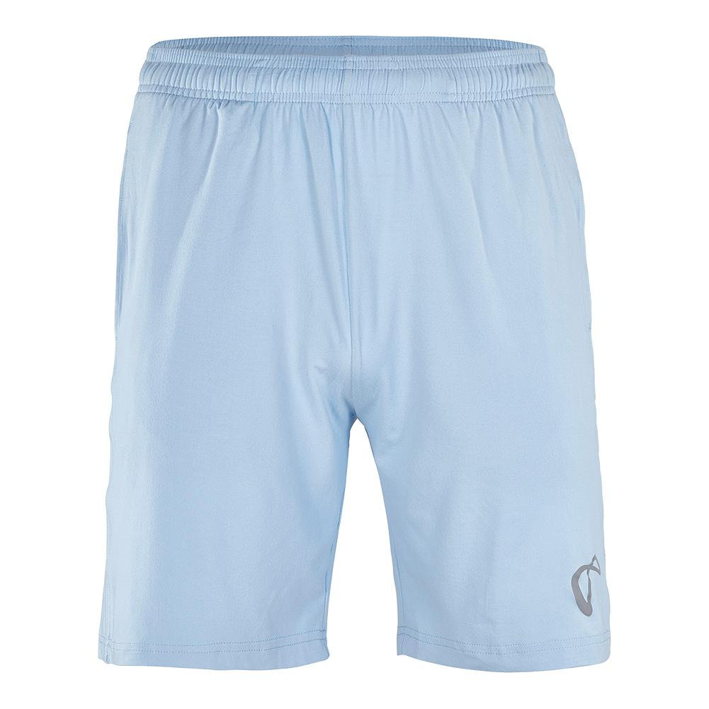 Men's Hitting Knit Tennis Short Arctic
