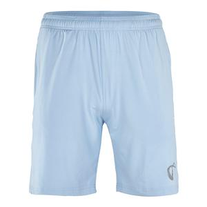 Men`s Hitting Knit Tennis Short Arctic