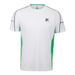 Men`s Legends Colorblocked Tennis Crew