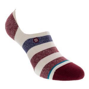 Men`s Robinsen Low Invisible Socks Red
