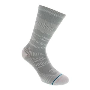 Men`s Training Uncommon Solids Crew Socks White