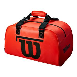 Premium Duffle Tennis Bag Red