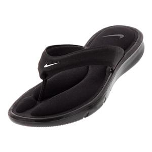 Women`s Ultra Comfort Flip Flop Black
