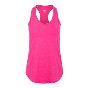 Women`s Power Tennis Tank Tropical Pink