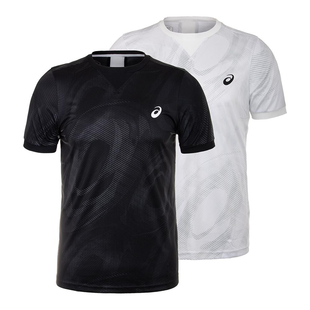 Men's Short Sleeve Gpx Tennis Top