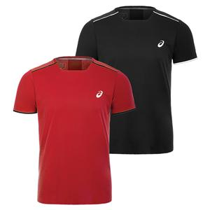 Men`s Gel-Cool Short Sleeve Tennis Top