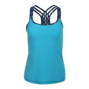 Women`s Net Tennis Cami Portofino Blue
