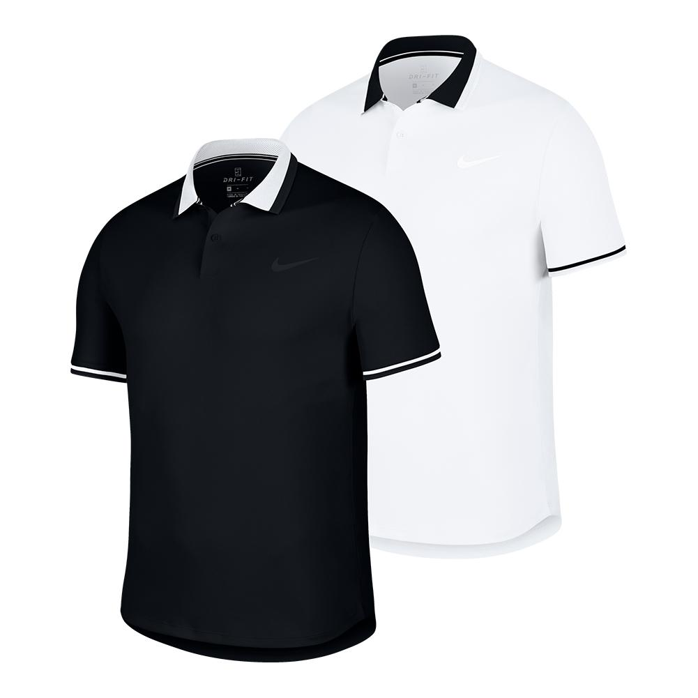 Men's Court Advantage Classic Tennis Polo