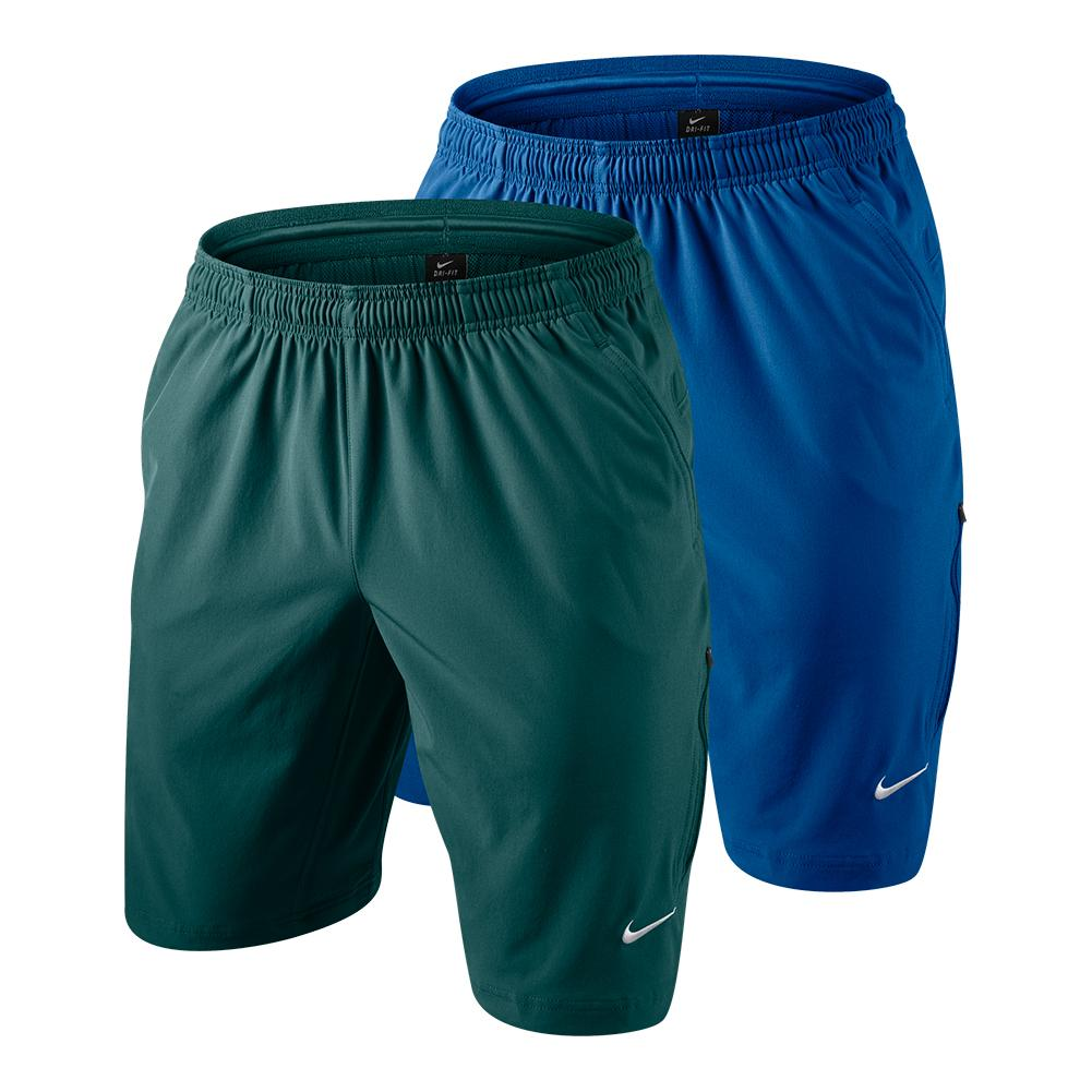 Short Inch Tennis Woven 11 Nike Men`s Net CwxOOSq