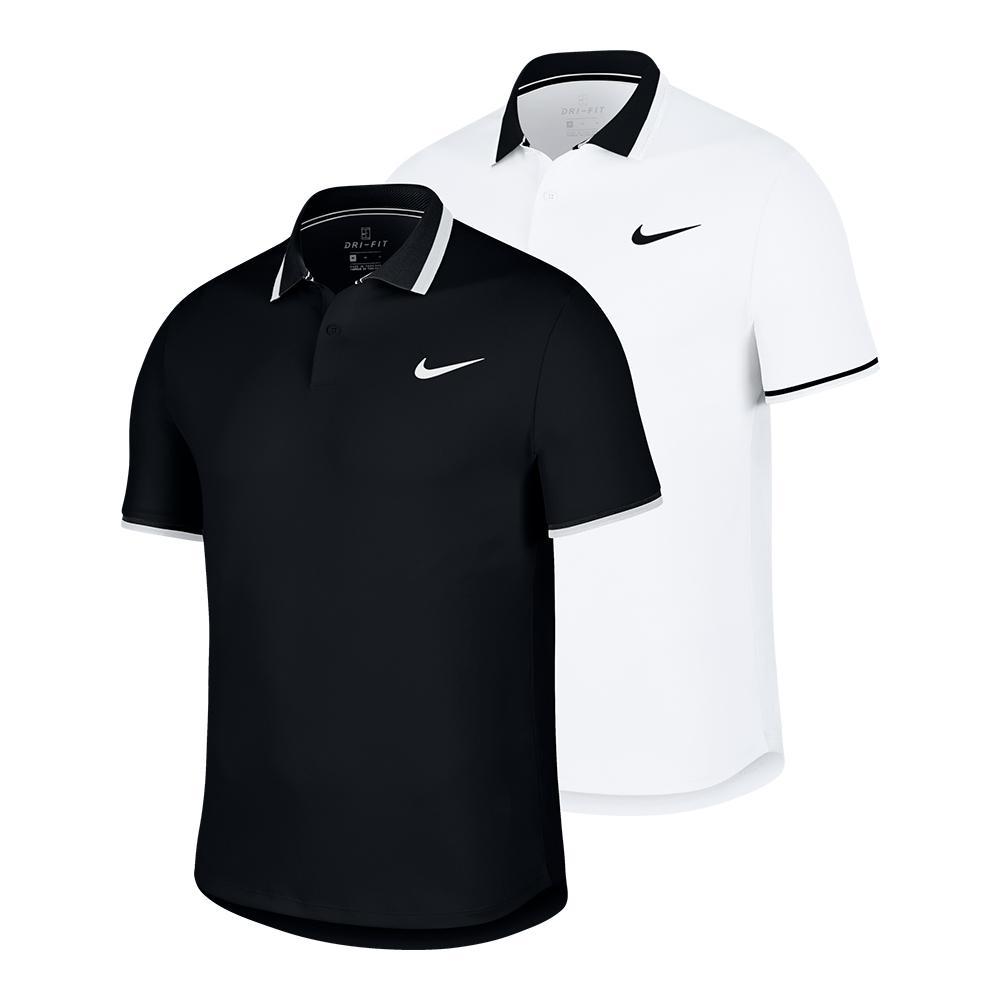 Men's Court Advantage Classic Tennis Polo