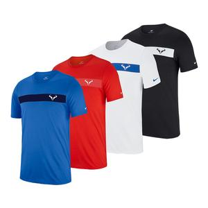 Men`s Rafa Court Dry Tennis Tee