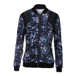 Women`s Etta Tennis Jacket Cityscape