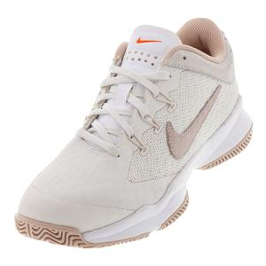 Women`s Air Zoom Ultra Tennis Shoes Phantom and Particle Beige