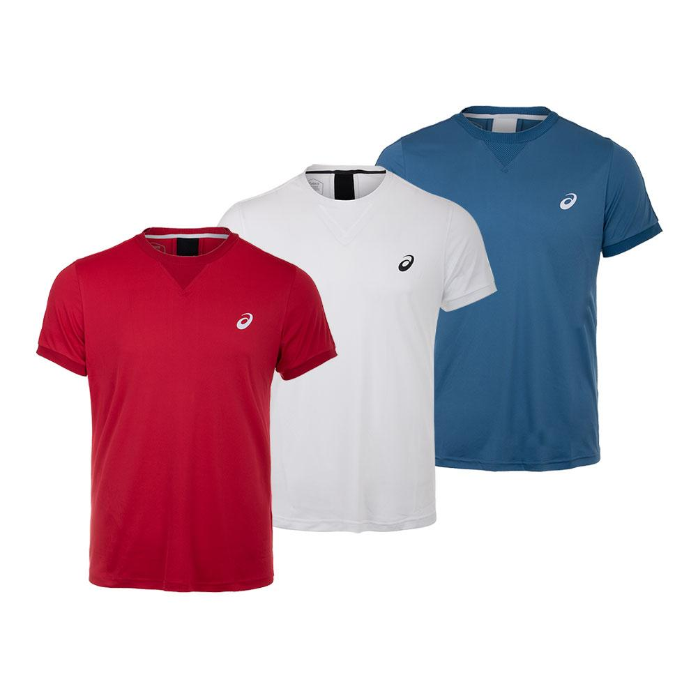 Men's Short Sleeve Tennis Top