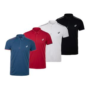 Men`s Gel-Cool Performance Tennis Polo