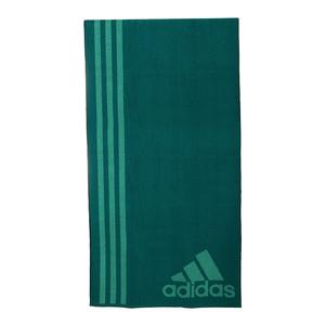 Large Tennis Towel Green