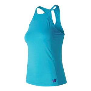 Women`s Rally Tennis Tank Polaris