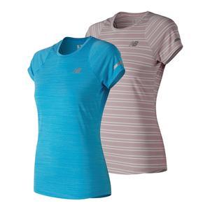 Women`s Seasonless Short Sleeve Tennis Top