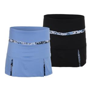 Women`s High Resolution Tennis Skort