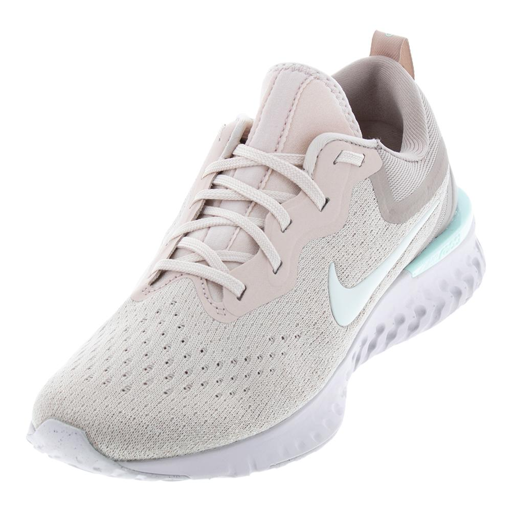 64405970a0fe9 Women s Odyssey React Running Shoes Particle Beige And Phantom