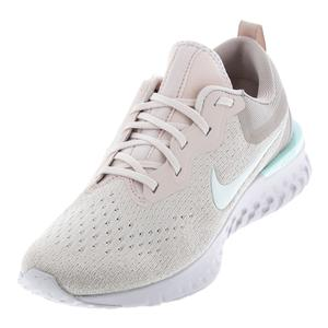 Women`s Odyssey React Running Shoes Particle Beige and Phantom