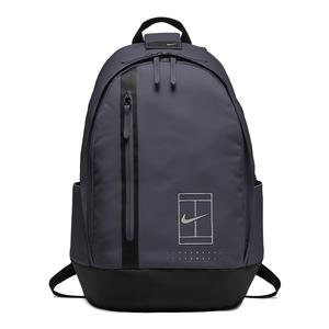 Court Advantage Tennis Backpack Gridiron and Black