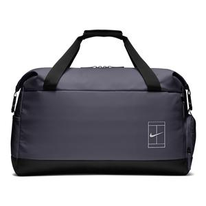 Court Advantage Tennis Duffel Bag Gridiron and Black