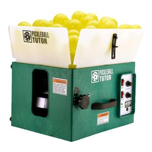 Pickleball Tutor 2-Line Feature Oscillation Only