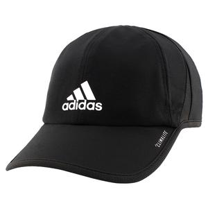 Men`s SuperLite Tennis Cap Black and White