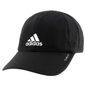 Men`s SuperLite Tennis Cap Black and White