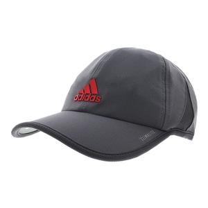 Men`s SuperLite Tennis Cap Onix and Dark Gray