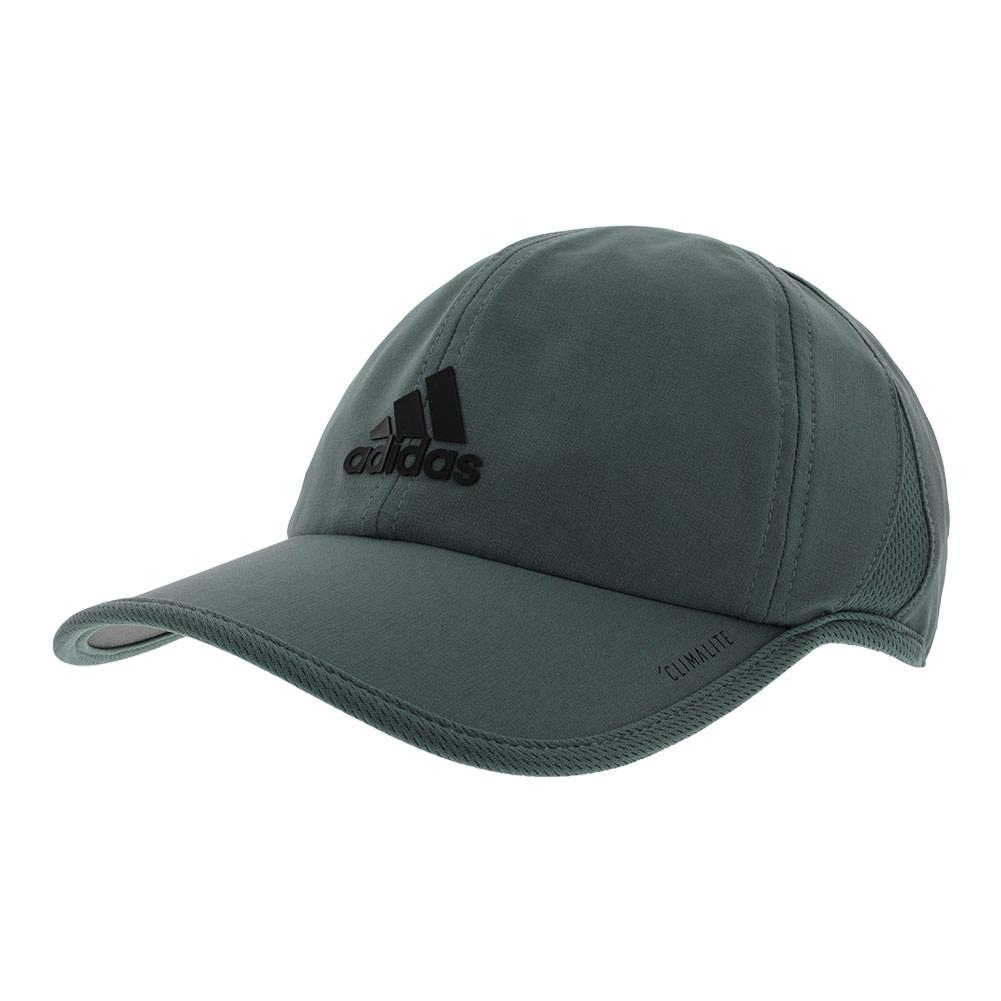 Men's Superlite Tennis Cap Raw Green And Black