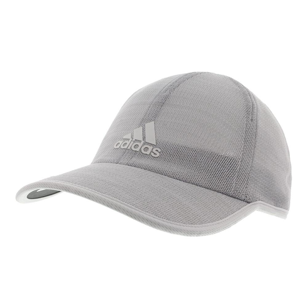 Men's Superlite Prime Ii Tennis Cap White And Clear Gray