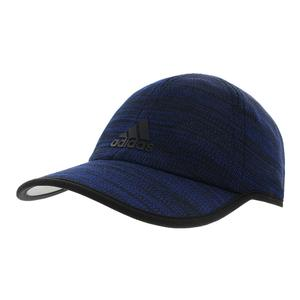 Men`s Superlite Prime II Tennis Cap Black and Collegiate Royal