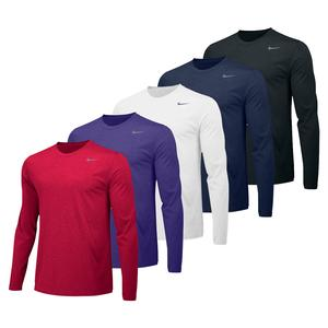 Boys` Legend Long Sleeve Training Top