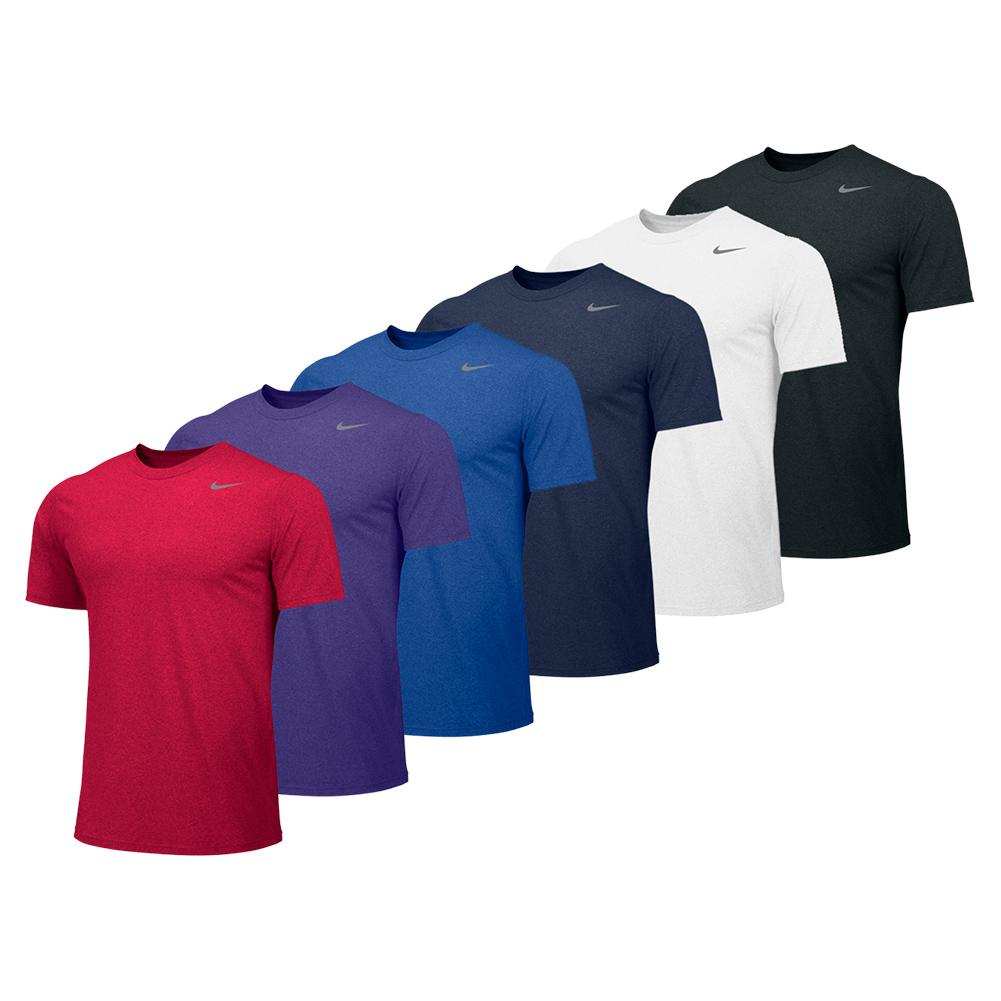 Boys ` Legend Short Sleeve Training Top