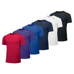 Boys` Legend Short Sleeve Training Top