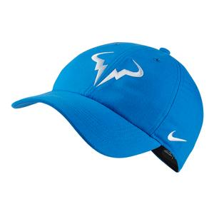 Rafa AeroBill H86 Tennis Hat Signal Blue