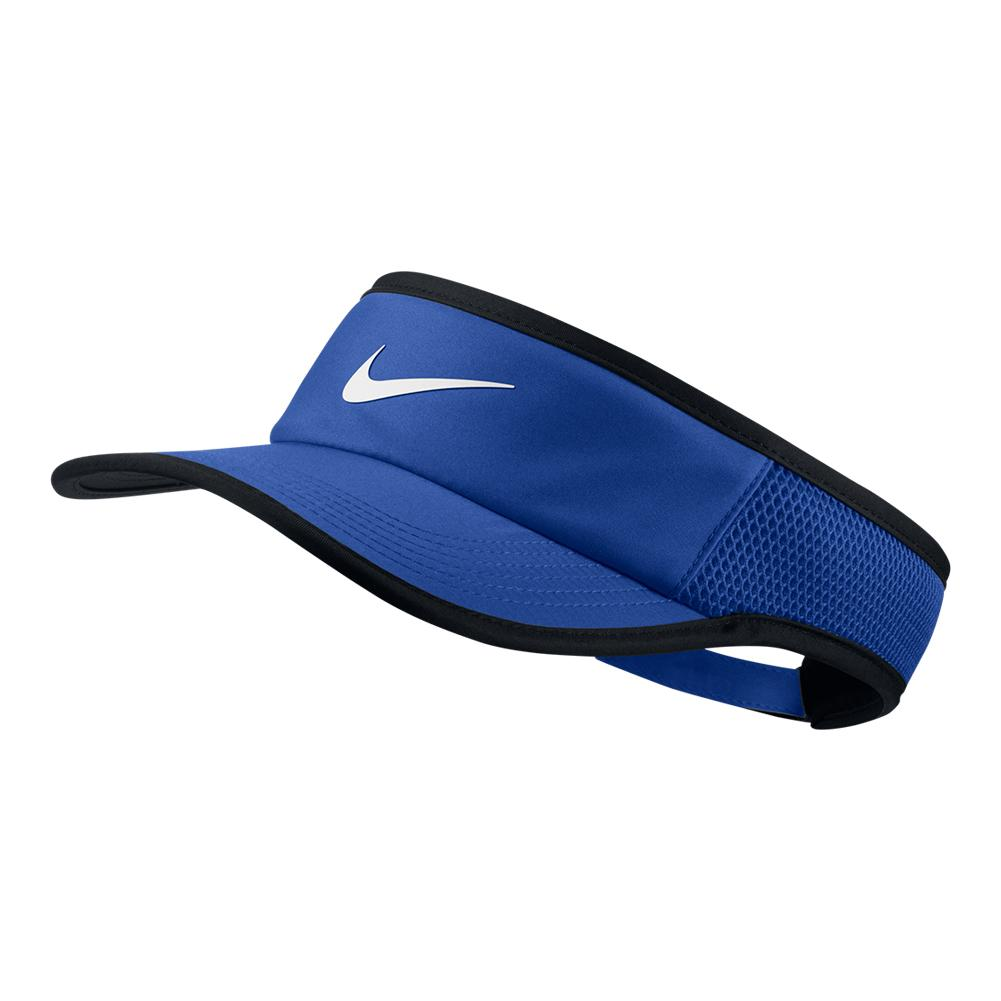 Court AeroBill Featherlight Adjustable Tennis Visor 480 GAME ROYAL 8df53ab4538