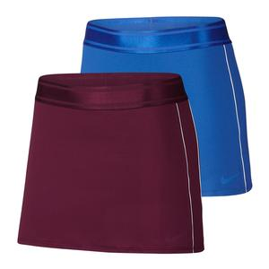 Women`s Court Dry Straight Tennis Skort